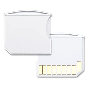 GMYLE Macbook Unidad de Almacenamiento Mini con 64GB Toshiba Micro SD TF Tarjeta, Adaptador de Tarjeta Encaje Micro SD (TF) «Flash» de Memoria de ...