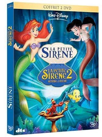 La Petite Sirène + La Petite Sirène 2 : Retour à locéan ...