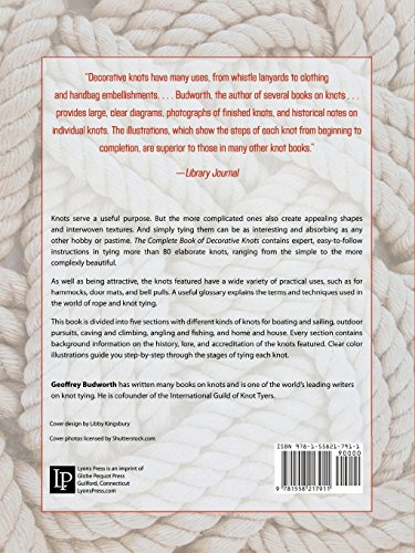 Complete Book Of Decorative Knots Import It All