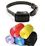 SportDOG Rechargeable NoBark 10R Bark Control Collar SBC-10R with FREE Disposable Poop Bag Roll
