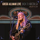 Gregg Allman Live: Back To Macon, GA [2 LP]