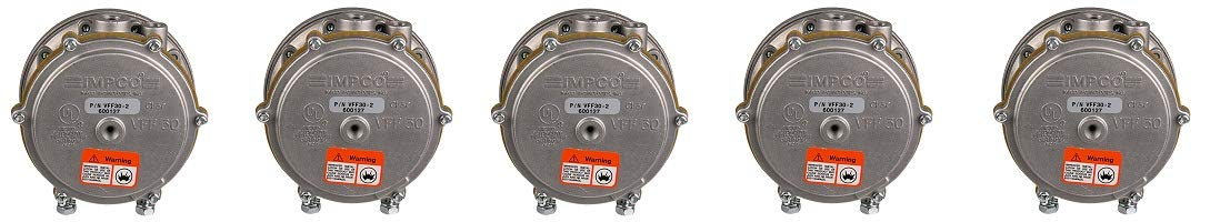 IMPCO VFF30-2 Fuel Lock with Silicone Valve 068VFF30-2