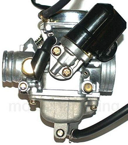 Unbranded Tuning VERGASER 24mm KIT Set f/ür REX Imola 125