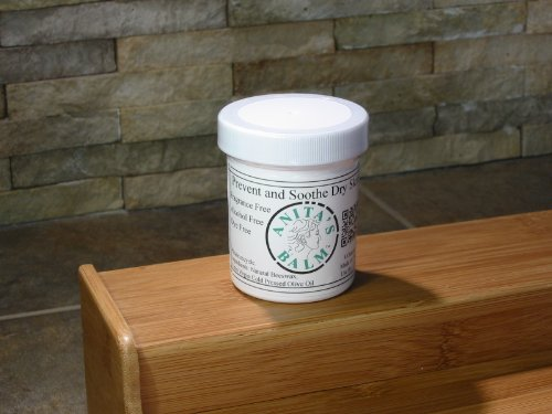"""Anita""""s Balm 4 Ounce Jar - Prevent and Soothe Dry Skin - Fra"""