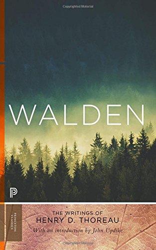 Walden  150th Anniversary Edition  Princeton Classics