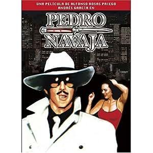 Amazon.com: Pedro Navaja: Andrés García, Sasha Montenegro