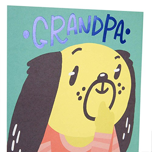 Hallmark Father's Day Greeting Card for Grandpa from Kid (Four Mini Cards Inside) Photo #4