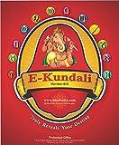 E-Kundali Pro 6.0 ( Language Hindi , English ) Astrology Software (CD)
