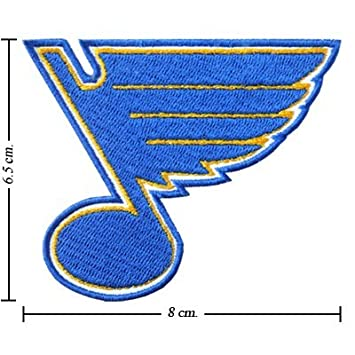 Amazon St Louis Blues Style 1 Embroidered Iron On Patch Arts