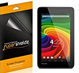 [3-Pack] Supershieldz- Anti-Glare & Anti-Fingerprint (Matte) Screen Protector For Toshiba Excite 7c + Lifetime Replacements Warranty [3-PACK] - Retail Packaging