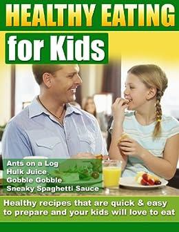 Healthy Eating for Kids by [Dumbleton, Trevor]