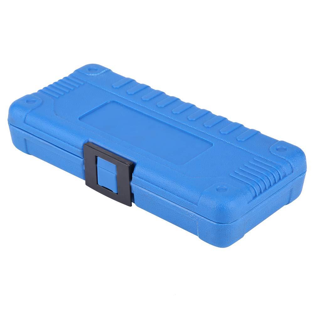 Spark Lot de 16 outils de r/éparation pour Plug Repair Tool 14 mm x 1,25 bougie dallumage Filetage Repair Tool Kit M16 Tap W//cas portable
