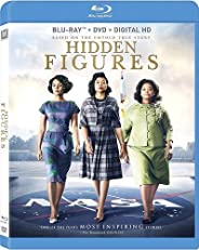 Hidden Figures/ [Blu-ray]