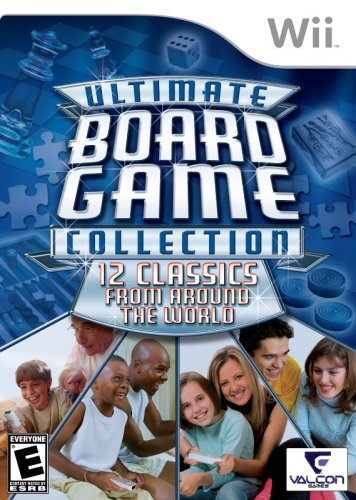 Ultimate Backgammon - Ultimate Board Game Collection - Nintendo Wii