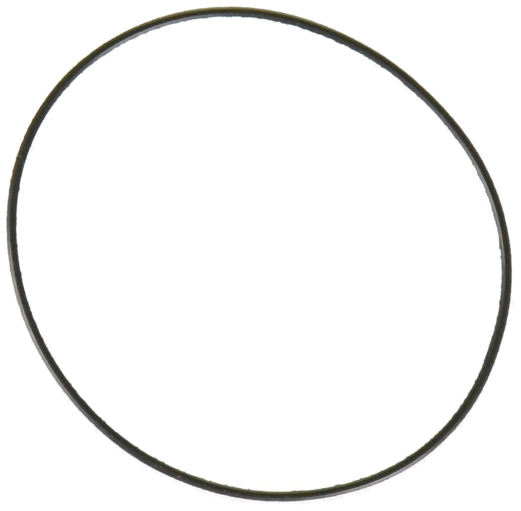 10Pcs Replacement Black 46mm x 1mm Rubber O Ring Oil Seal Gasket