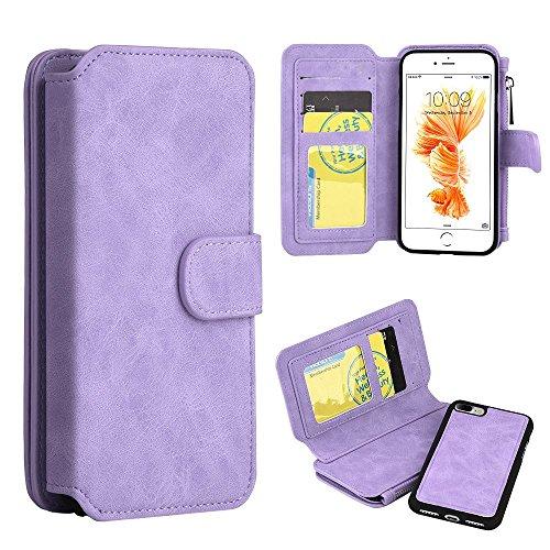 iPhone 7 Plus/8 Plus Case, Dreamwireless Stand Folio Flip...