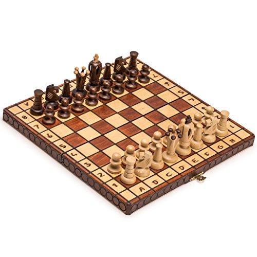 Review Chess Royal 30 European
