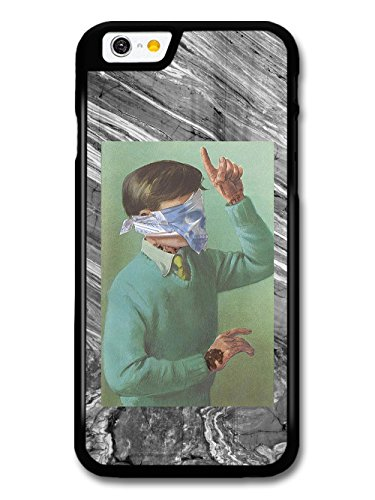 Classic Childrens Book Illustration with added Tattoos and Skull Bandana case for iPhone 6 6S
