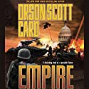 Empire: The Empire Duet, Part 1 Audiobook by Orson Scott Card Narrated by Stefan Rudnicki