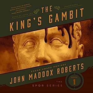 The King's Gambit Hörbuch
