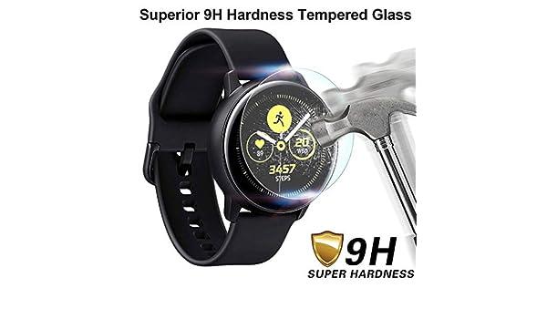 Webla - Protector de pantalla de cristal templado para Samsung ...