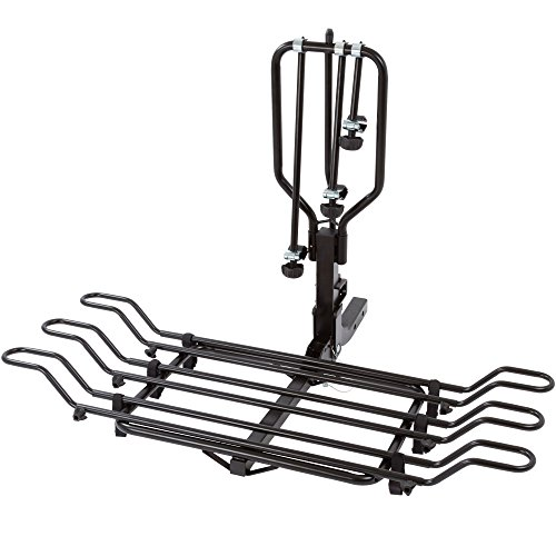 - Apex BC-3581 Hitch Mounted Bike Rack