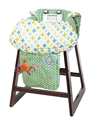 Nuby Shopping Cushion Universal Essentials