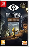 Little Nightmares Complete Edition (Nintendo Switch) UK IMPORT