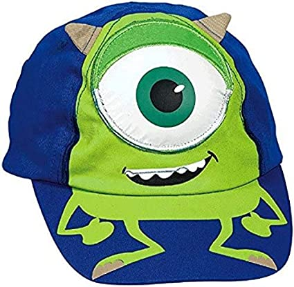 Amazon Com Deluxe Hat Monsters University Collection Party Accessory Toys Games