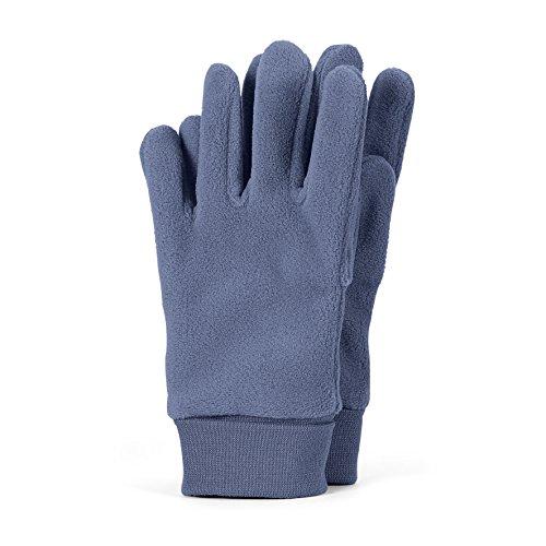 Sterntaler Jungen Handschuhe Fingerhandschuh, Blau (Nachtblau 366), 3