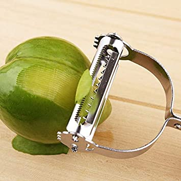 Stainless Steel Coconut Shaver Multifunctional Fruit Peeler Home Kitchen Tools