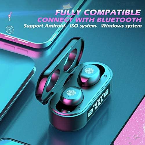 TWS Haut-Parleur Pilote Double avec Son 360/° HiFi Mains Libres et lumi/ère Technologie iporachx Enceinte Bluetooth 8H Playtime IPX7 /étanche Portable sans Fil Haut-Parleur Bluetooth avec FM Radio