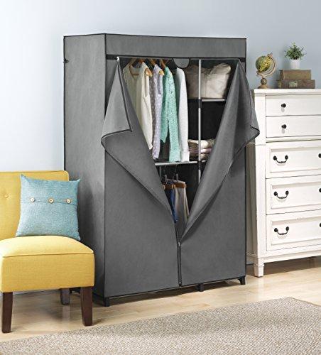 Buy metal clothes closet