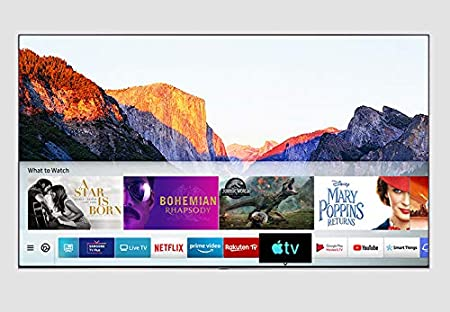 Samsung QLED 8K 2019 55Q950R - Smart TV con Resolución QLED 8K 55