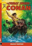 img - for Savage Sword of Conan Volume 13 book / textbook / text book