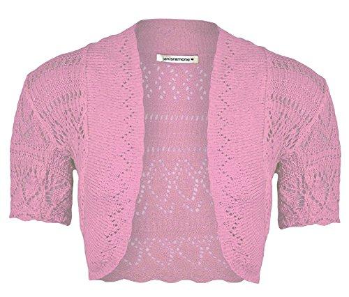 Dames Tricot Femmes Nouveau Janisramone Crochet OHqn47Ww