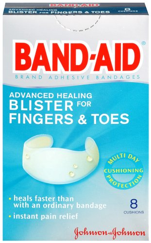 Band-Aid Blister Block Small, 8 ct