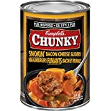 Campbell's Chunky Smokin' Bacon Cheese Sliders, 540ml