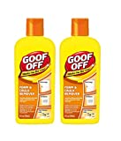 Goof Off Foam and Caulk Remover, 8-Ounce (2 Pack)