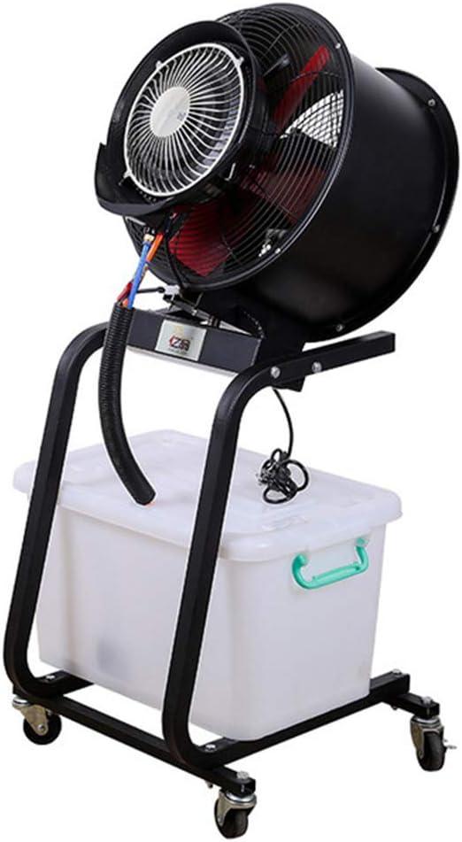 AIYE SHOP Fan Depósito de Agua de 60L - Ventilador de Pedestal ...
