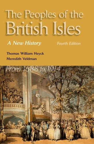 The Peoples of the British Isles: A New History. From 1688 to 1914