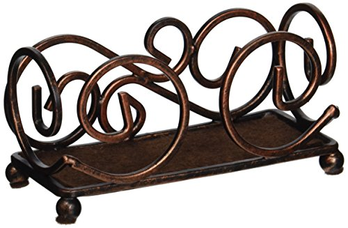 Thirstystone Upright Scroll Holder, Bronze