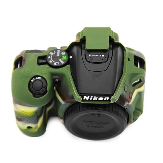 kinokoo Digital funda para cámara réflex digital Nikon D5500 ...