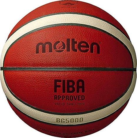 MOLTEN BG5000 Basket Balls Balón de Baloncesto Aprobado por ...