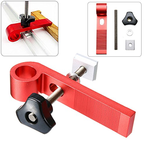 Universal Clamping Blocks, Details about 4Pcs Universal Clamping Blocks Clamps Woodworking Joint Hand Tool Set M8 Screw By E-UNIONA