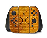 Inspirational Wizardry Quotes Design Print Image Nintendo Switch Controller Vinyl Decal Sticker Skin by Trendy Accessories