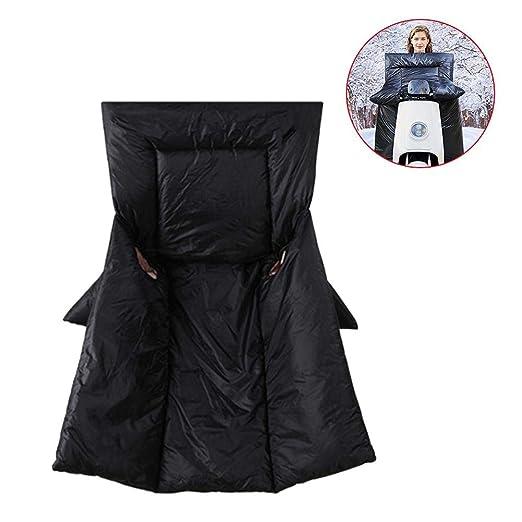 per Cubrepiernas Moto Mantas T/érmocas de Protecci/ón Delantales Universales Impermeables para Scooter Funda Protectiva