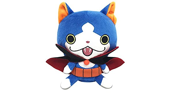 Amazon.com: Yokai Watch GABUNYAN(Yokai of Vampire) Stuffed Toy Plush Doll Japan Yorozu mart Limited: Toys & Games