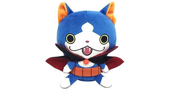 Amazon.com: Yokai Watch GABUNYAN(Yokai of Vampire) Stuffed Toy Plush Doll Japan Yorozu mart Limited: Toys & Games
