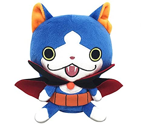 Yokai Watch GABUNYAN(Yokai of Vampire) Stuffed Toy Plush Doll Japan Yorozu mart Limited